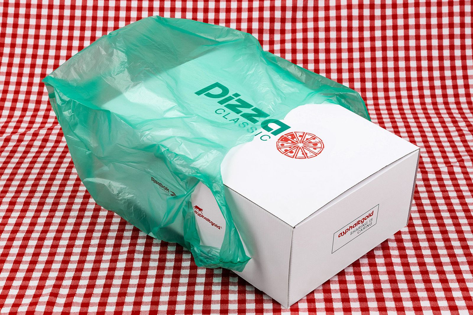 asphaltgold reebok classic nylon pizza release date price
