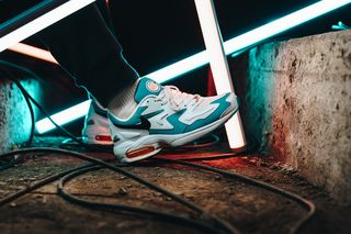 "separation shoes f0b23 5bf64 Nike s Air Max2 Light Returning in OG ""Blue Lagoon"" Colorway"