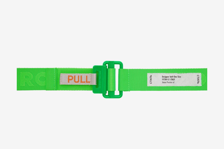 Grosgrain Tape Belt