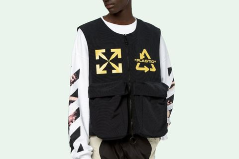 Multipocket Vest