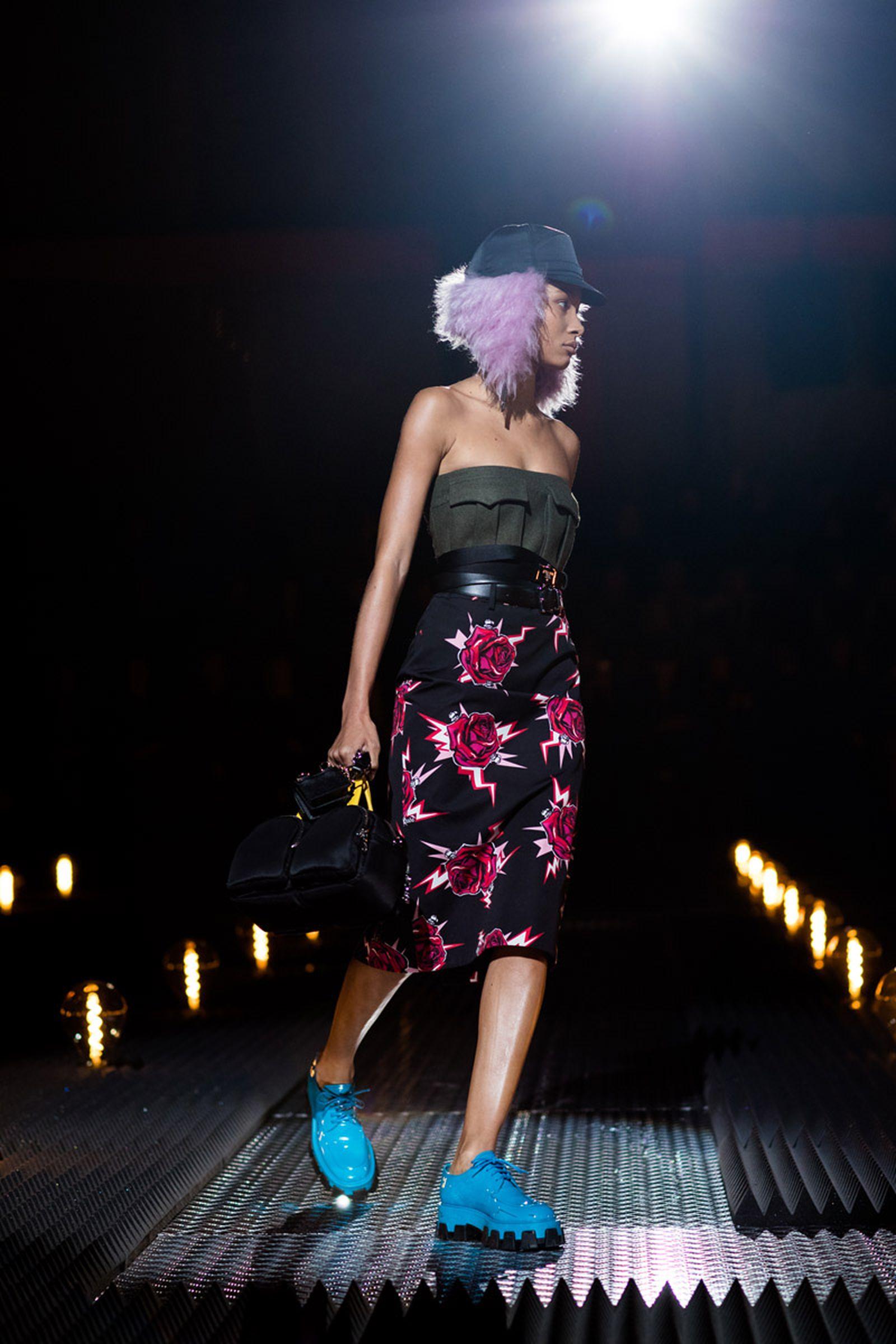 6prada fw19 milan fashion week rumway runway