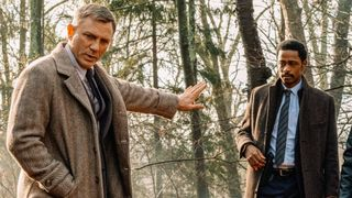 knives out second trailer Daniel Craig Lakeith Stanfield Rian Johnson