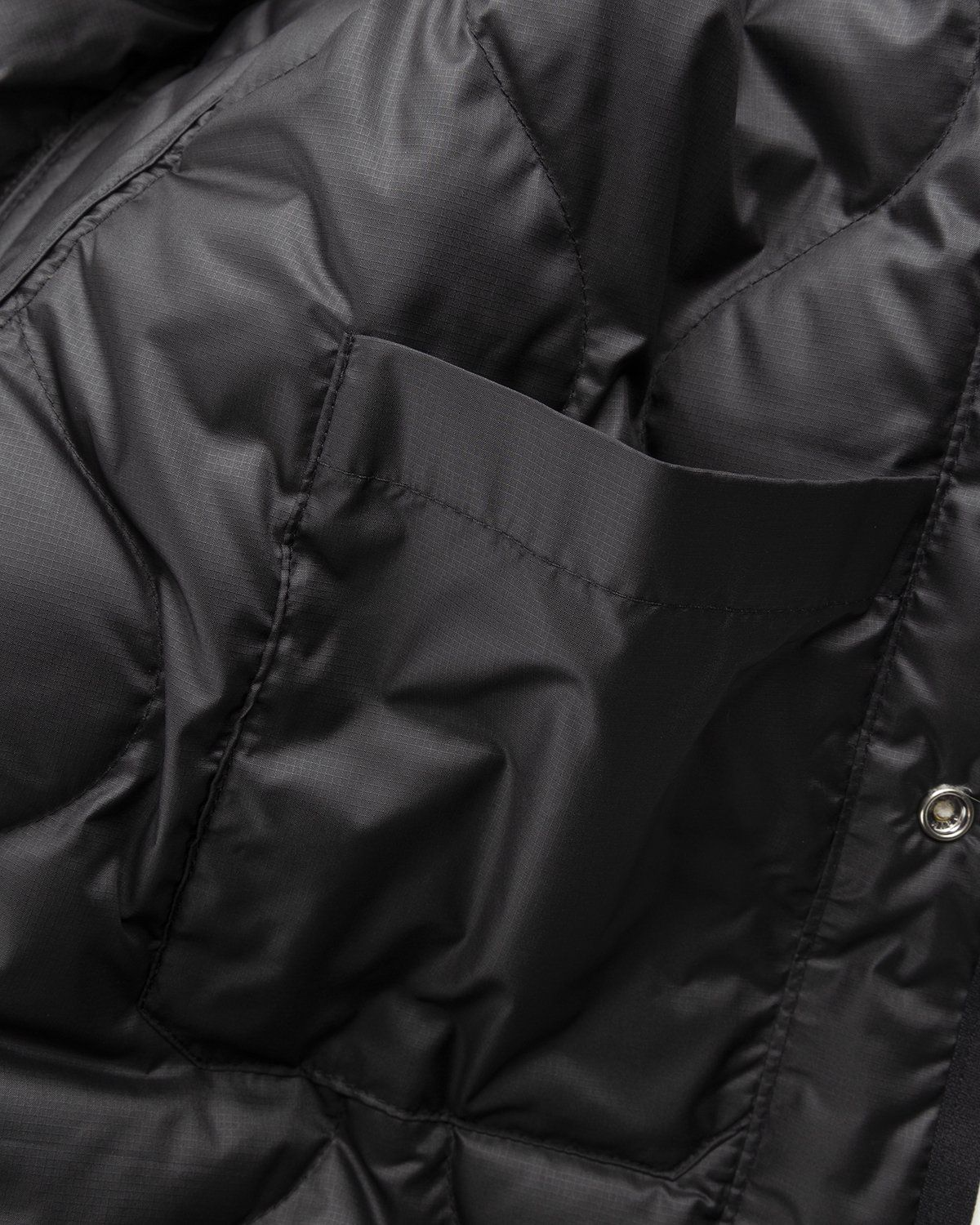 The North Face – M66 Down Jacket Black - Image 6