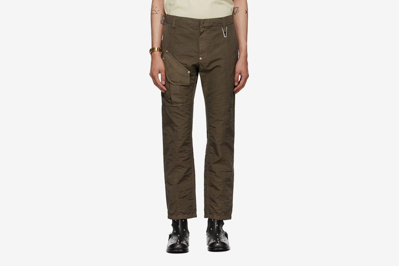 Tailoring Cargo Pants