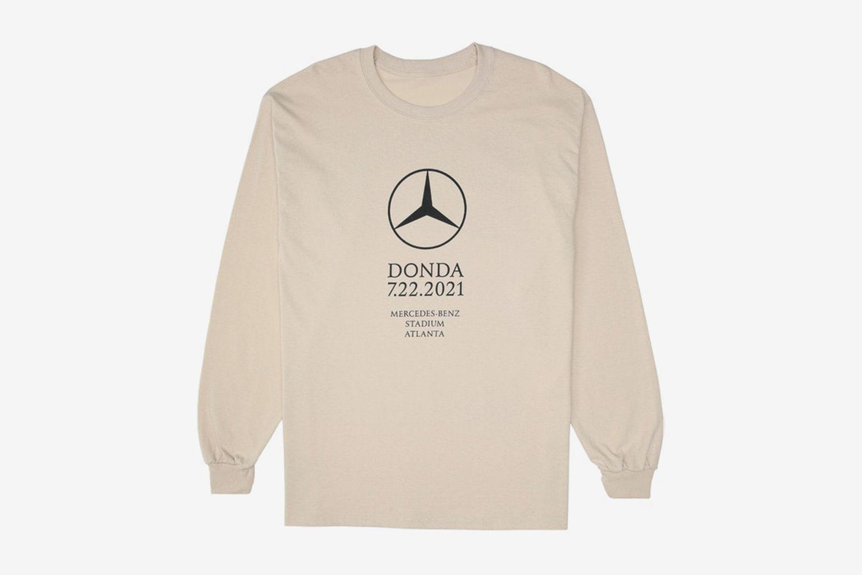 DONDA Atlanta Listening Event L/S T-shirt