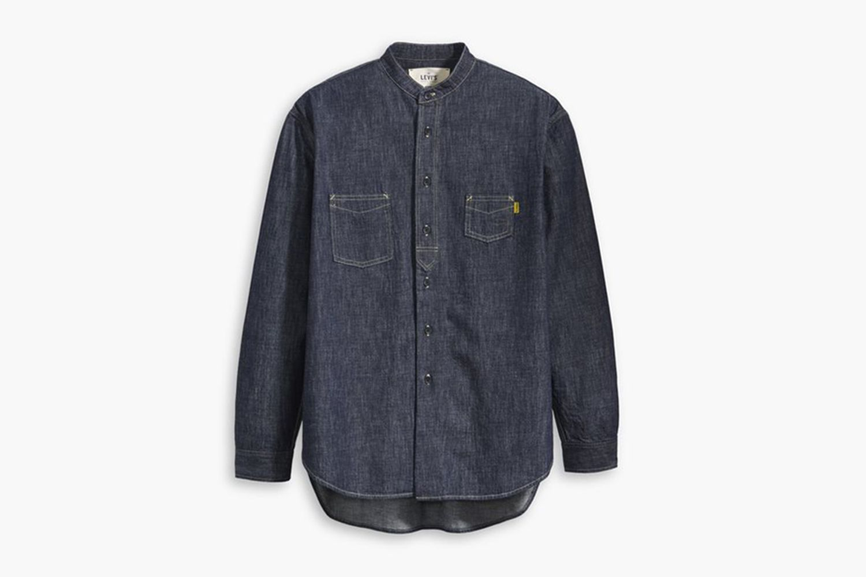 Poggy Work Shirt