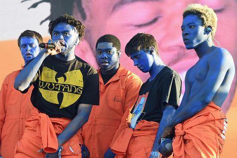 brockhampton beats 1 radio show A$AP Rocky Apple Music Bankroll
