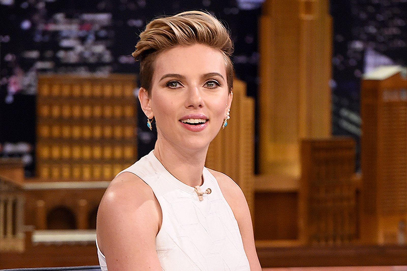 Scarlett Johansson Addresses Casting Criticism In As If Interview
