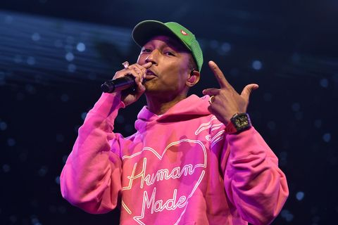 Pharrell Williams Is Embarrassed By His Old Chauvinist Music