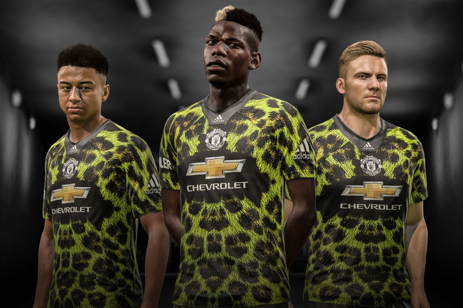 adidas & EA Sports Limited Edition Jersey Collection