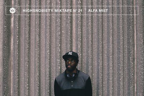 Cruise Through Neo-Soul, Hip-Hop & Jazz in Alfa Mist's Exclusive Mixtape