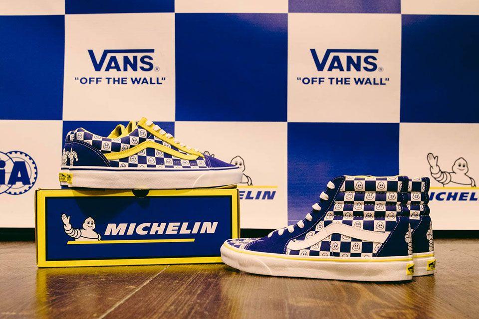Vans Chaussures Vans Michelin Michelin Michelin Chaussures