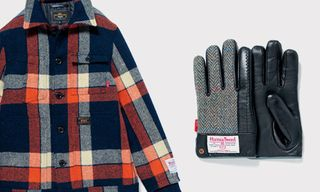 WTAPS x Harris Tweed Fall/Winter 2011 Capsule Collection