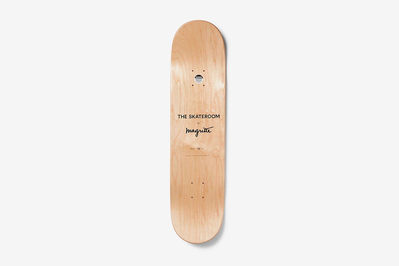 René Magritte Skateboard