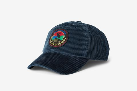 Polo Country Corduroy Cap