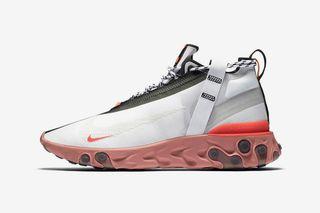 0c5fb312d6de Nike Debuts New Mid-Top React Sneaker in Two Colorways