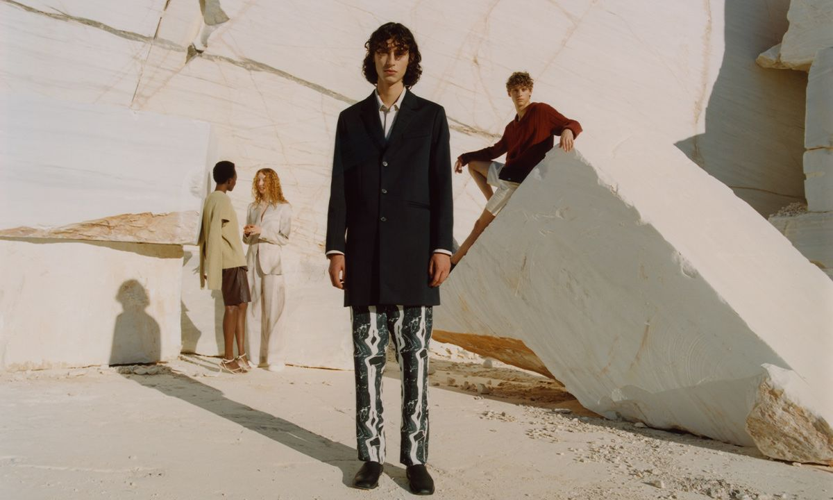 Tiger of Sweden's SS21 Collection Promises a Different but Bright Future for the Brand