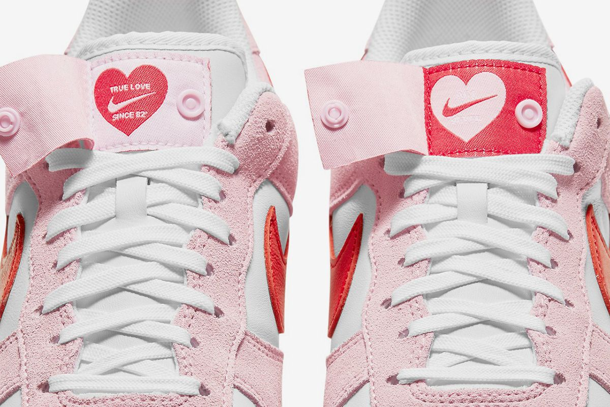 Nike Is Heating Things Up for Valentine's Day & Other Sneaker News Worth a Read 69