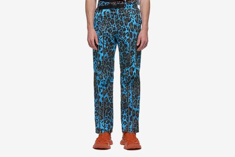 statement pants By Walid Gucci bode