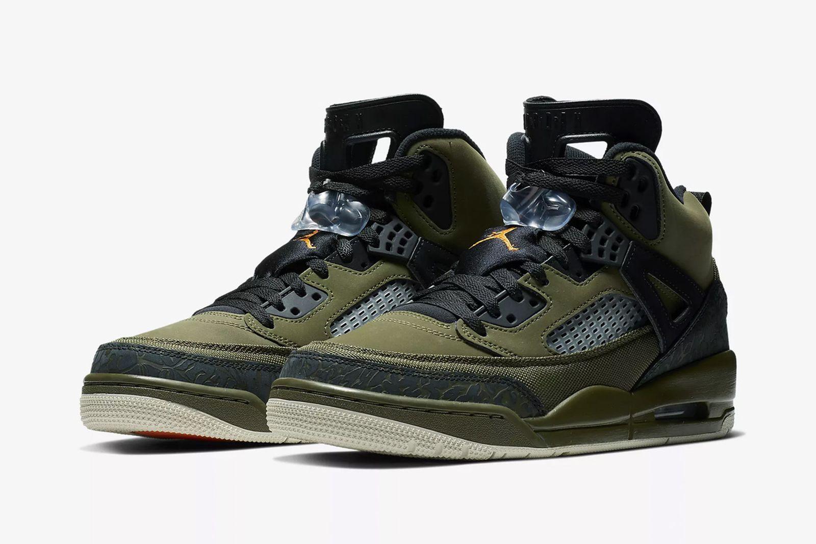 Air Jordan Spizike Drops in