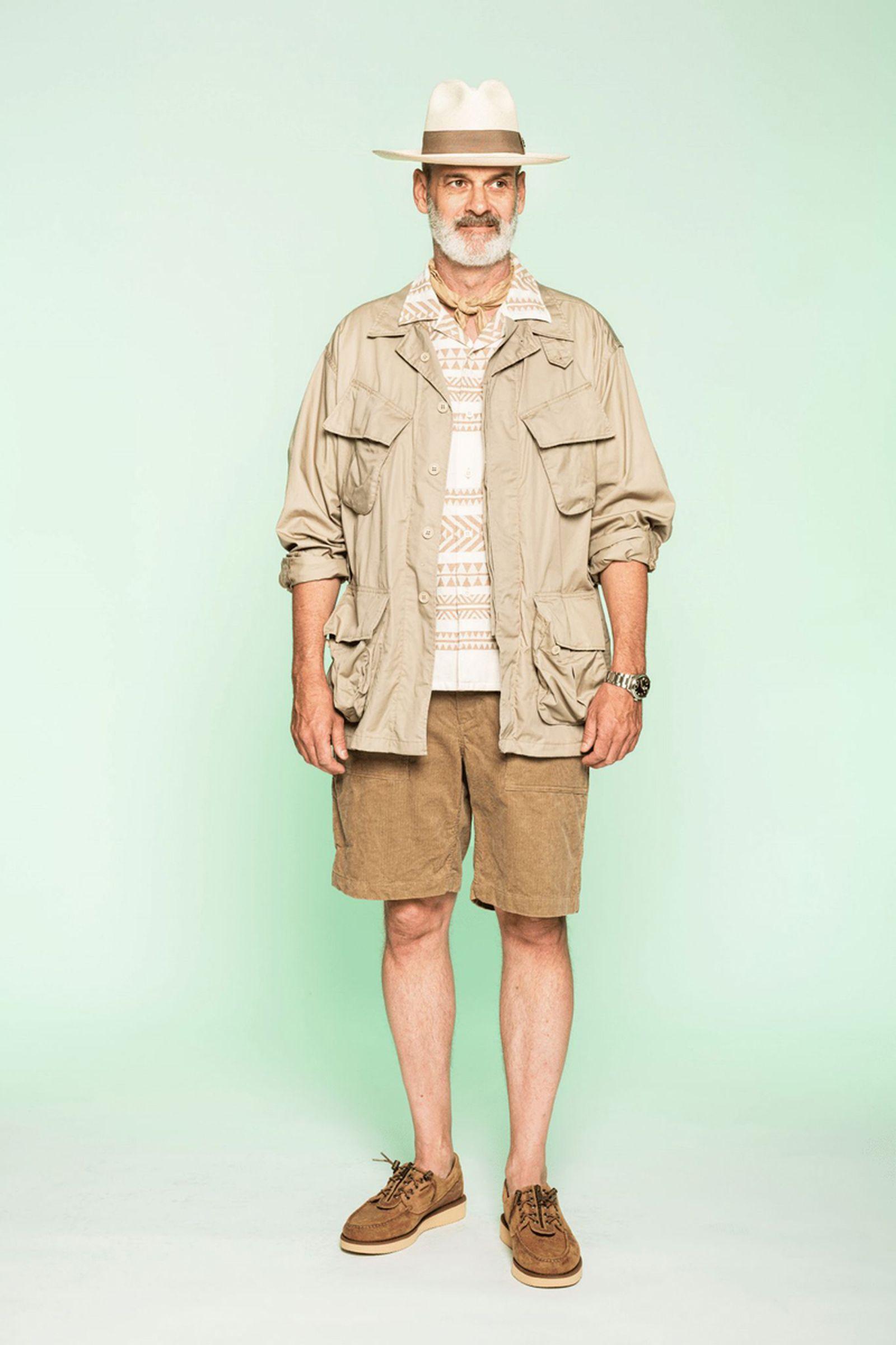 engineered garments spring summer 2022 collection lookbook (17)