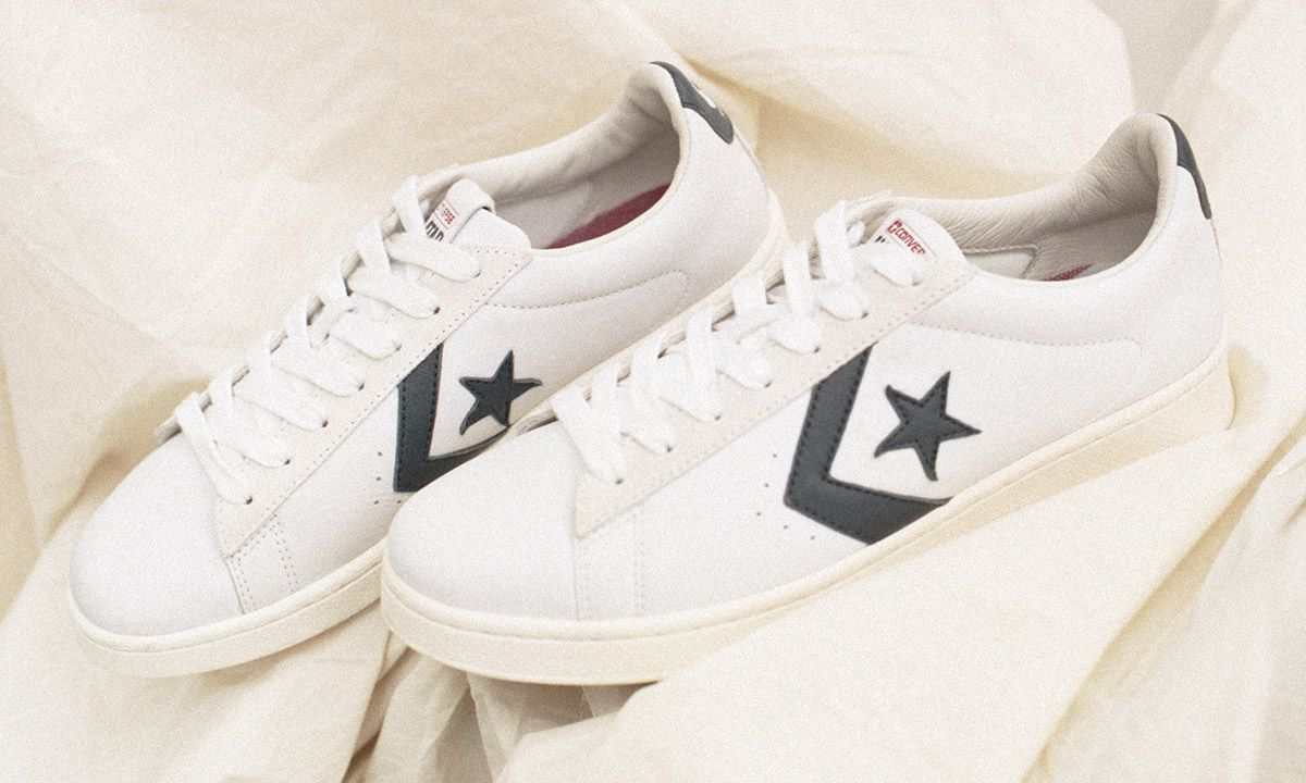 Converse's Ultra-Clean Pro Leather Pack Is Coming to Highsnobiety Shop Soon
