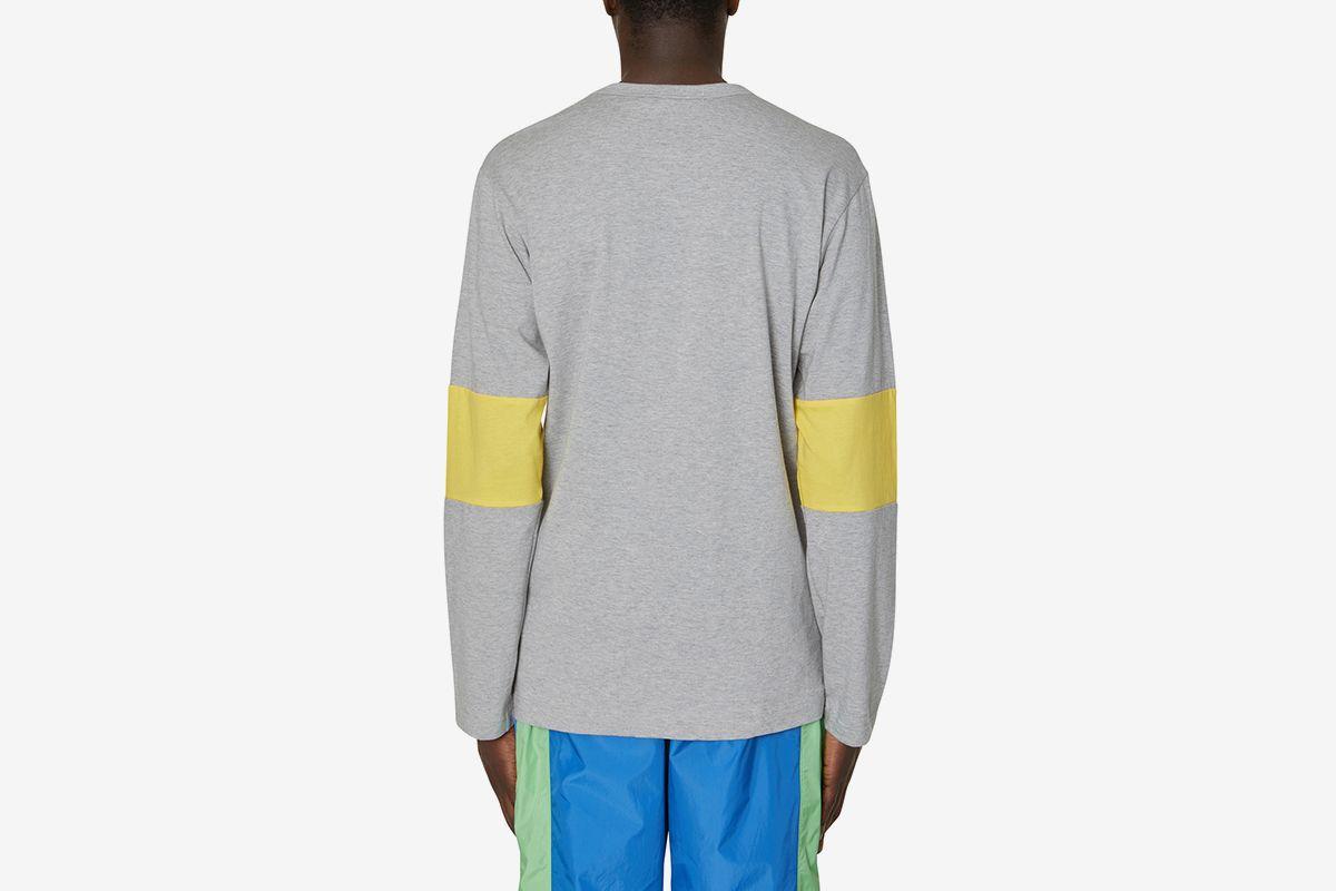Cross Logo Long Sleeves T-Shirt
