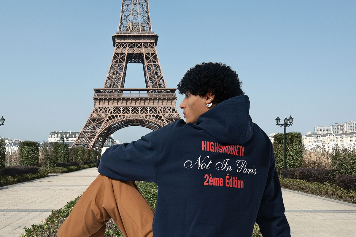 """Highsnobiety Presents Its Encore to """"Not In Paris"""""""