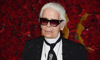 Virgil Abloh, Donatella Versace, Kim Kardashian & More React to Karl Lagerfeld's Death