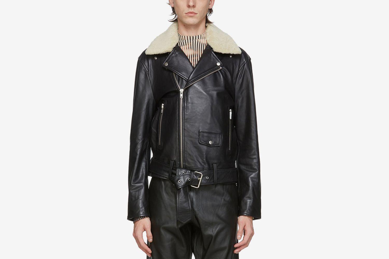 Leather George Jacket