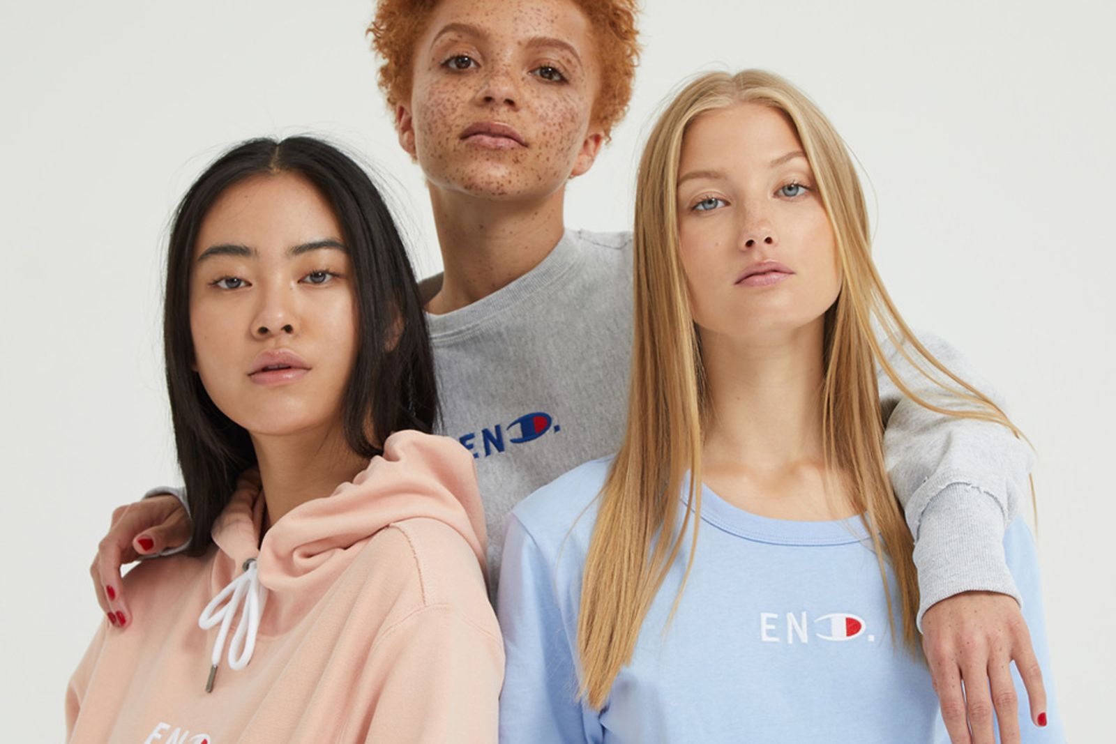 end champion undivided END. Champion end clothing