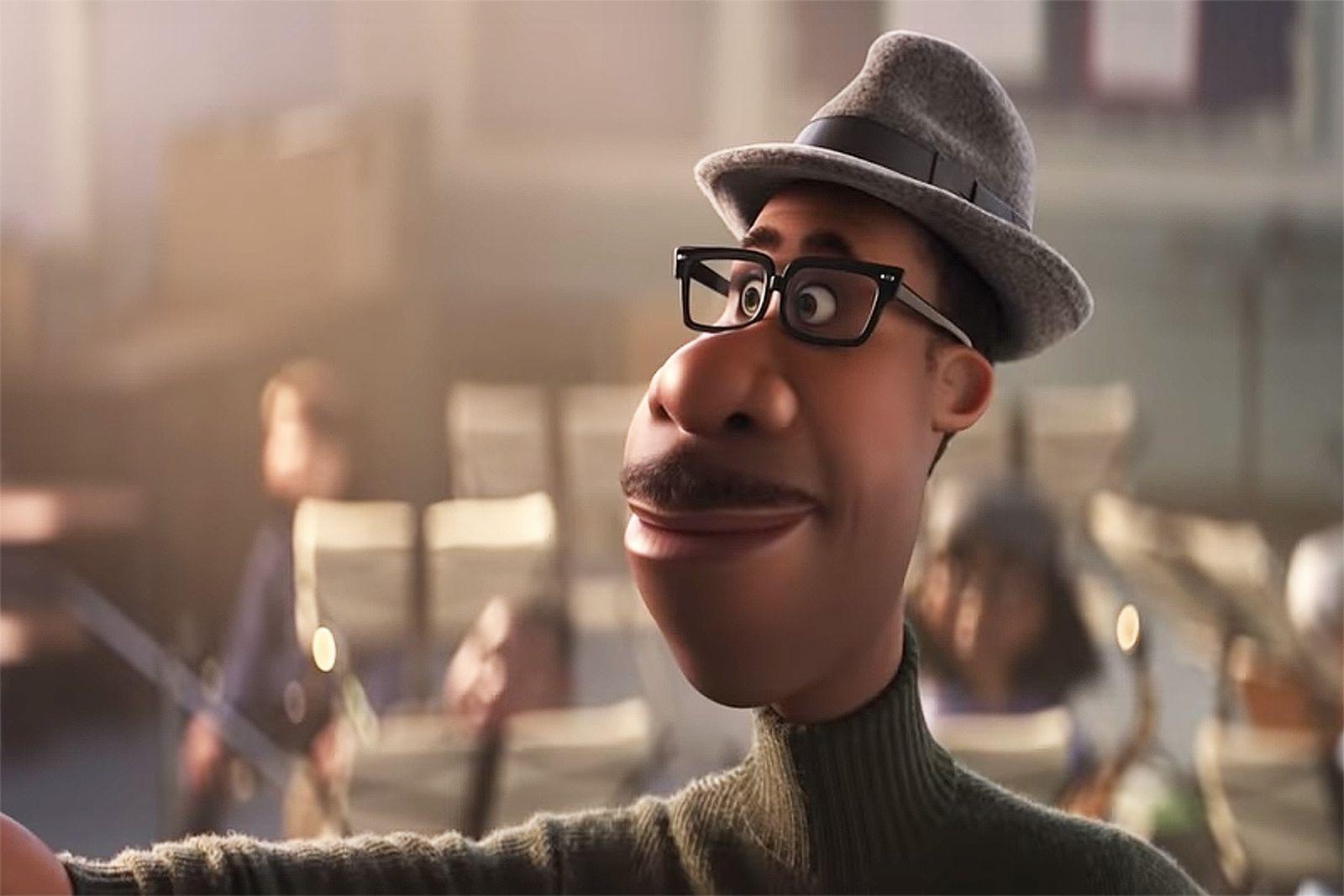 Soul Pixar Trailer