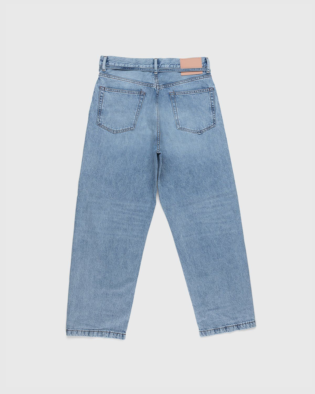 Acne Studios – Loose Fit Jeans Blue - Image 2