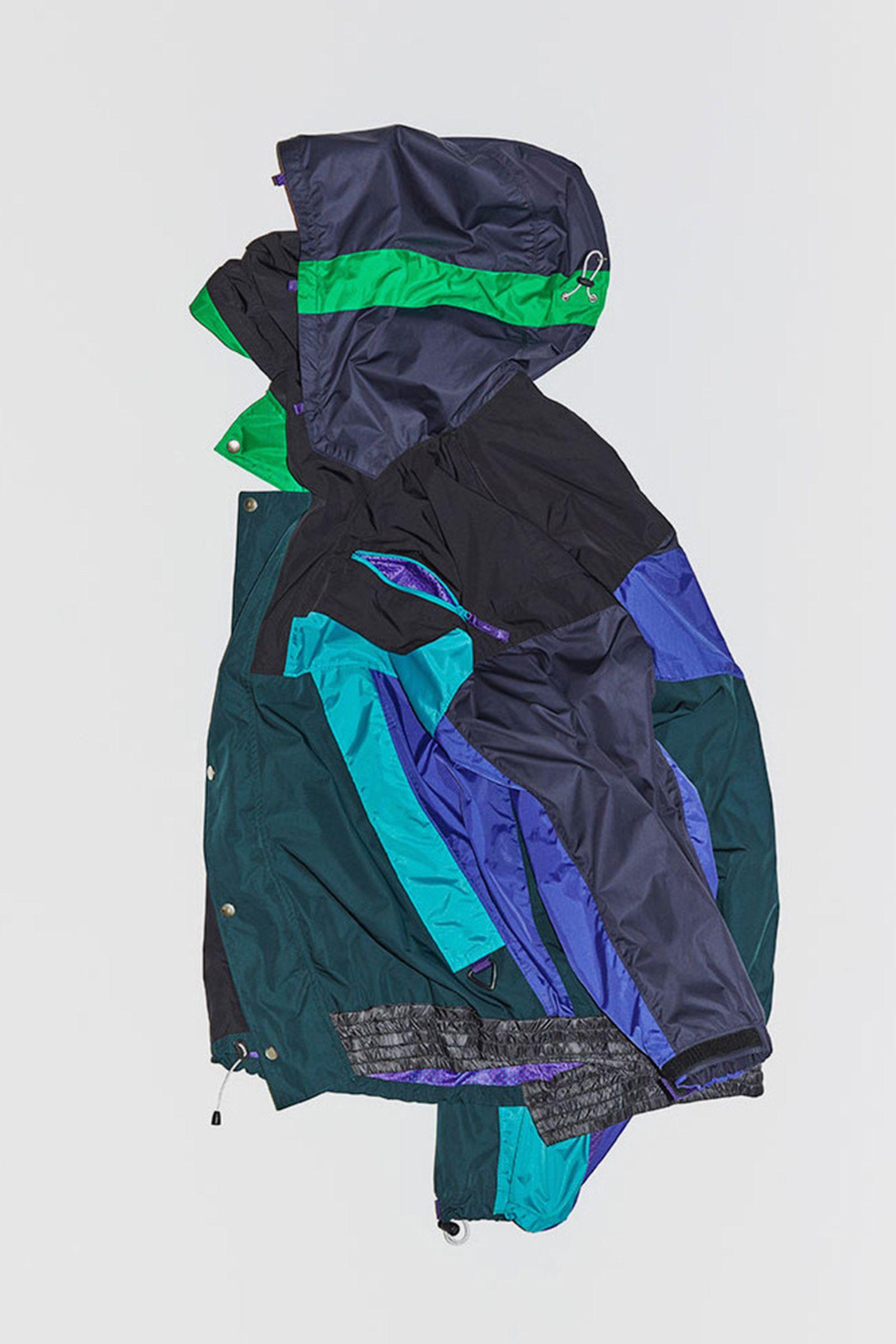 kolor ss19 jackets