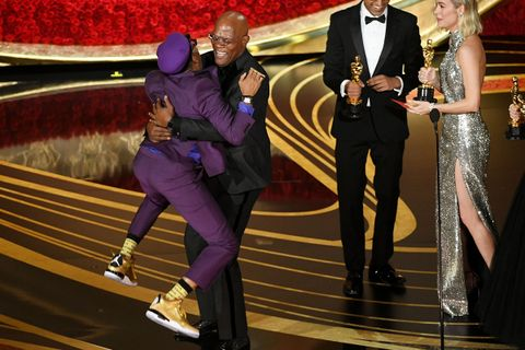 twitter reacted oscars 2019 spike lee