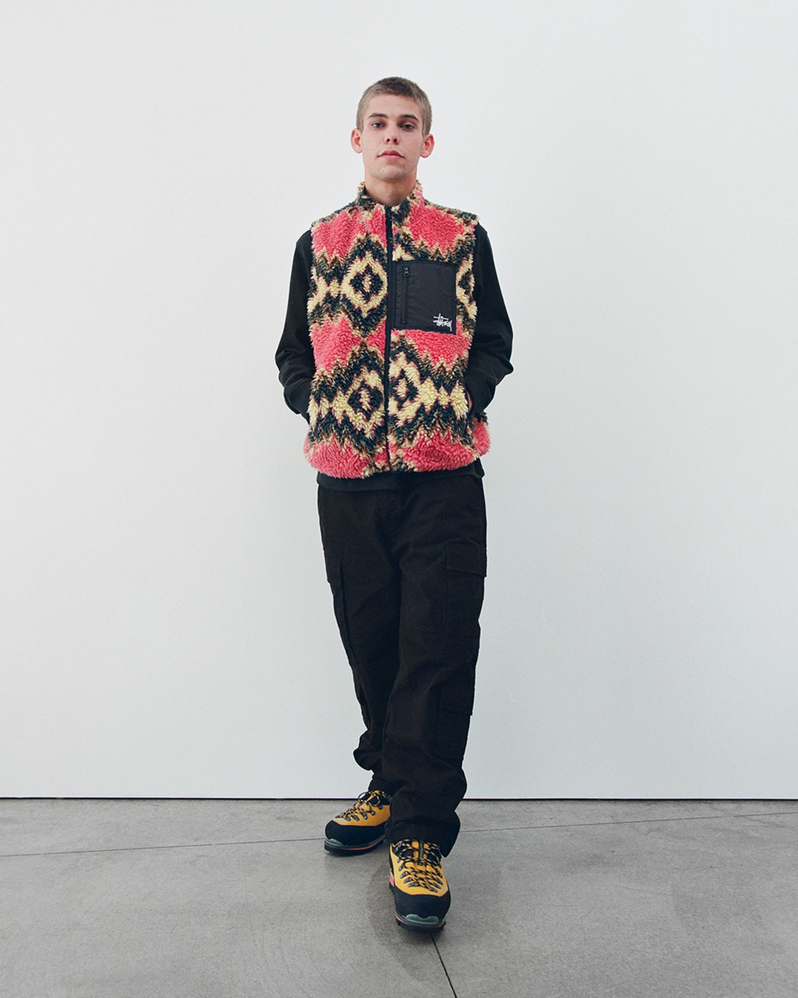 Stussy fall 2021 collection lookbook (20)