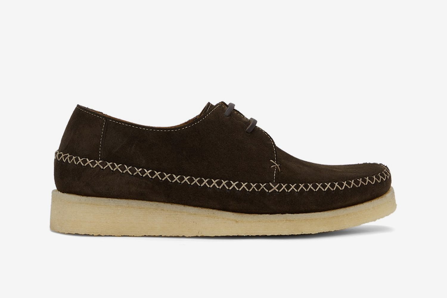 Padmore & Barnes Edition Suede Loafers