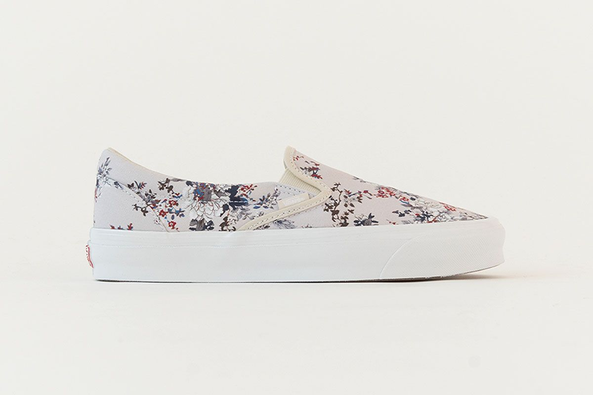 Kith Is Celebrating 10 Years With 10 Different Vans Slip-Ons 3