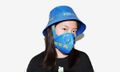 IKEA's FRAKTA Shopping Bag Gets Turned Into Wearable Face Mask
