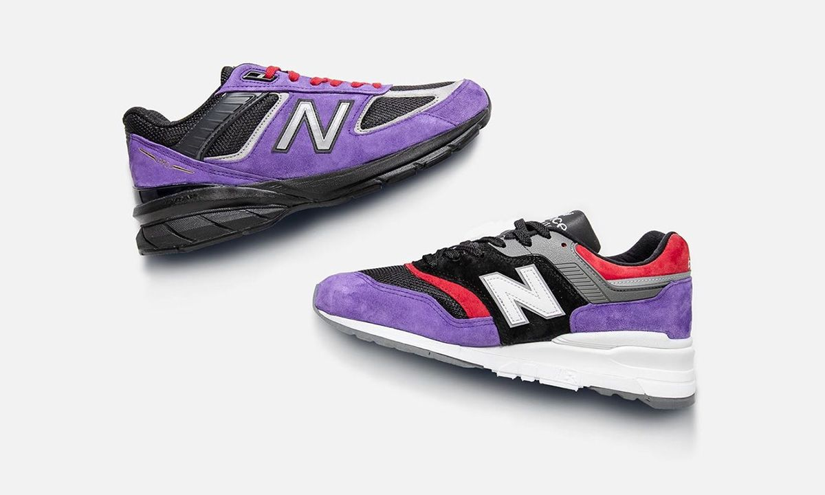 "Ruina Álbum de graduación Canal  New Balance Toronto Raptors ""For the Champs"" Pack: Release Info"