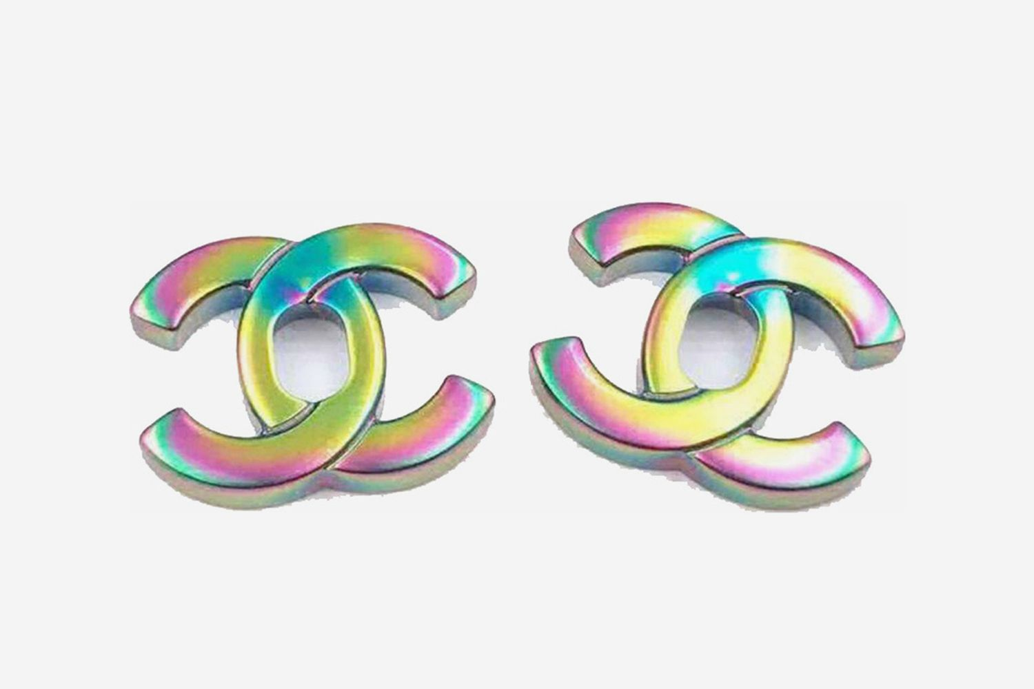 Classic CC Earrings
