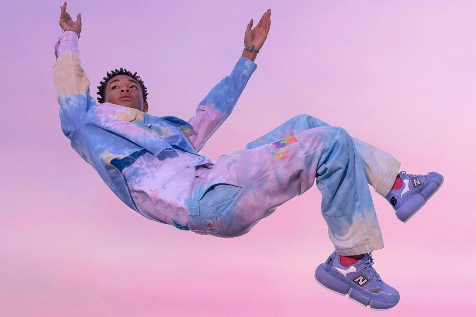 New Balance Hit With $2 Million Lawsuit Over Jaden Smith Collab
