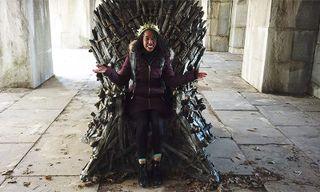 The Final 'GoT' Iron Throne was Hidden in a Park in Queens