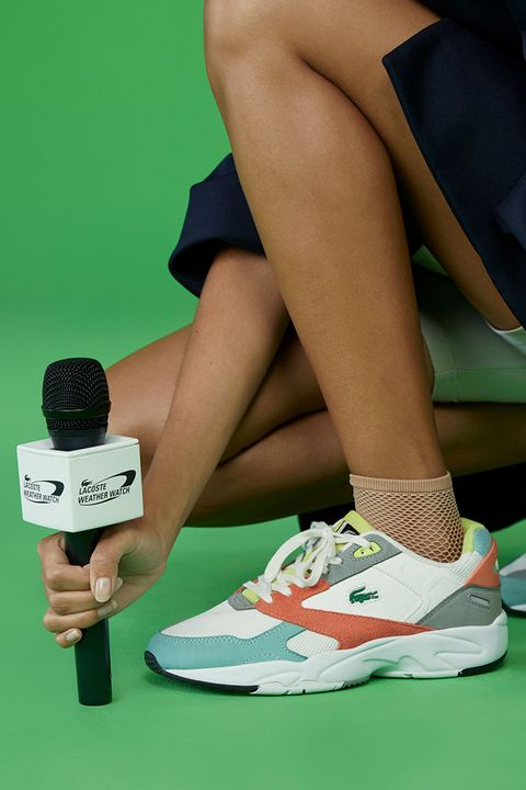 There's a Storm Coming,  Introducing Lacoste's New Sneaker: The Storm 96 Lo 38