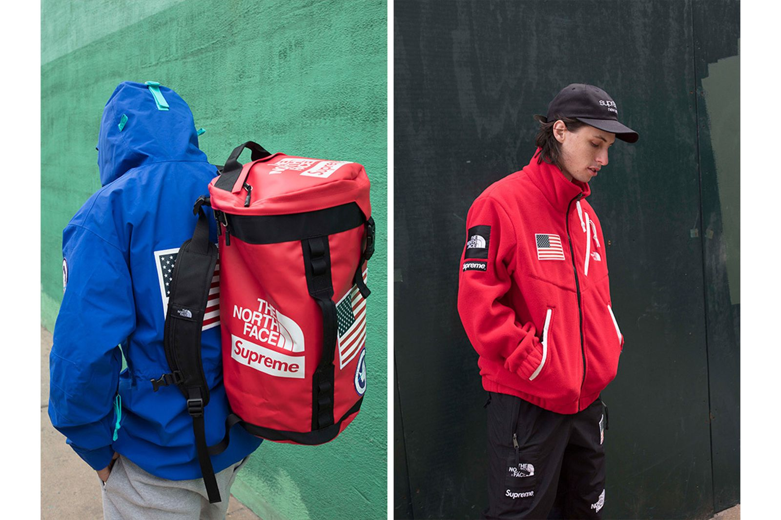 supreme north face ss17 The North Face