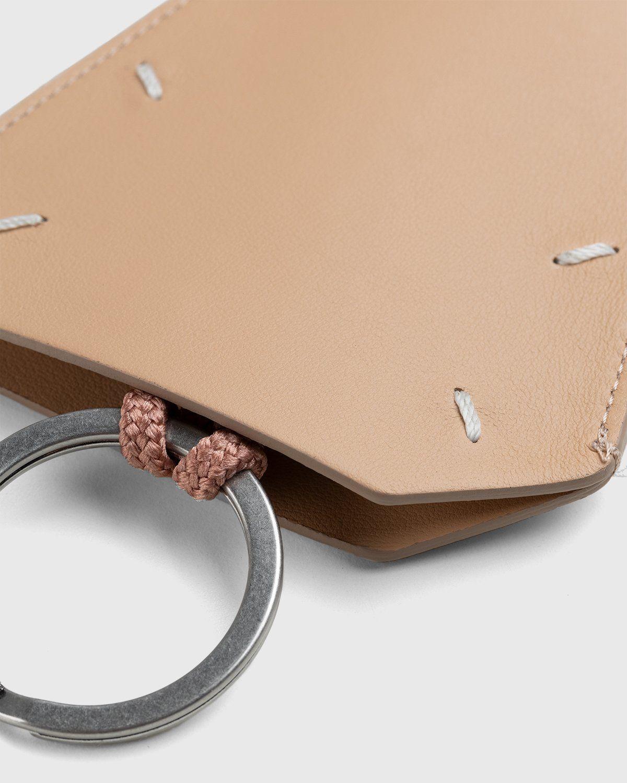 Maison Margiela – Leather Key Ring Sheepskin - Image 3