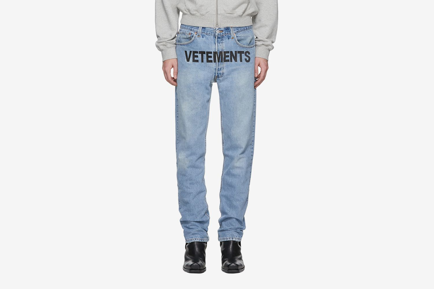 Reworked Jeans