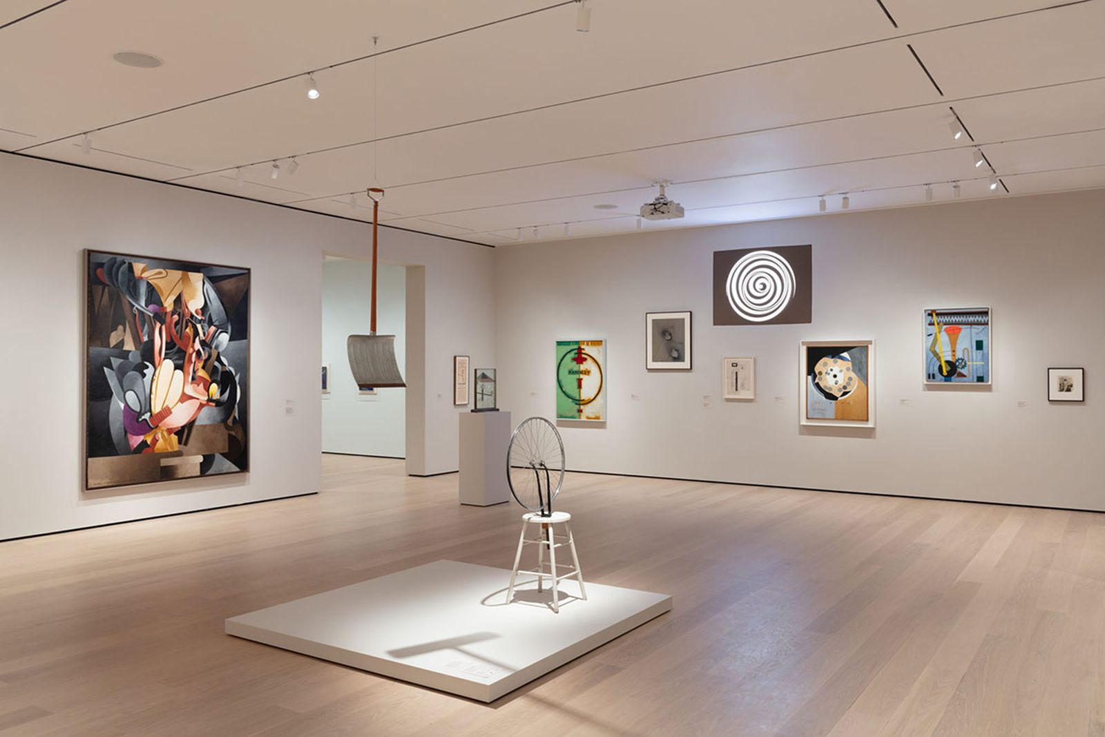 MoMA reopening