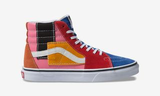 """Here's How to Cop Vans' Colorful New """"Patchwork"""" Sk8-Hi"""