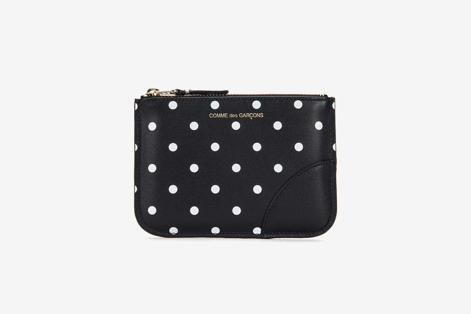 Dots Printed Pouch